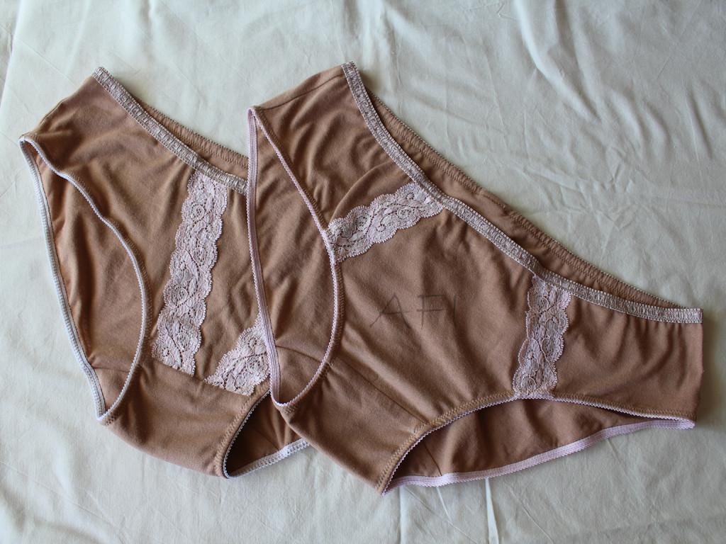 Nude panties