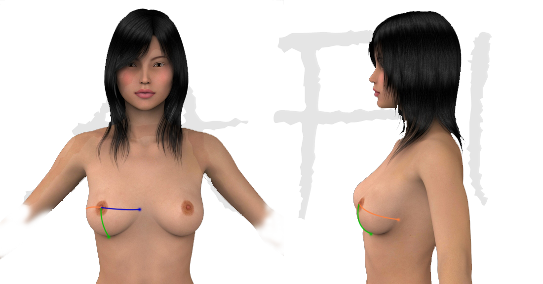 breast measurements