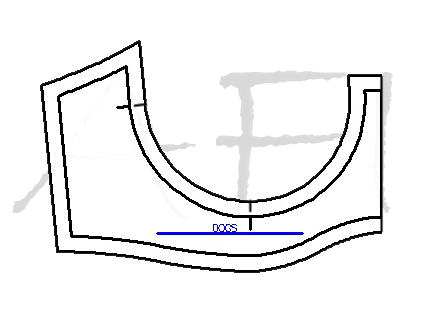 maya bra frame