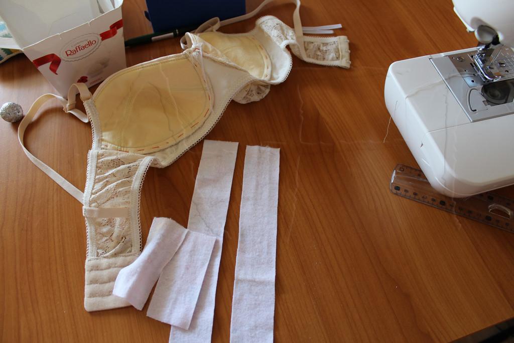 sewing maya bra