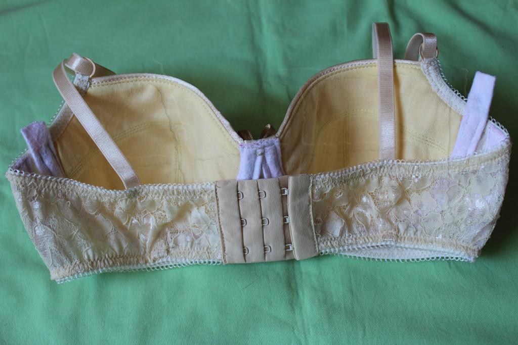 maya bra back detail