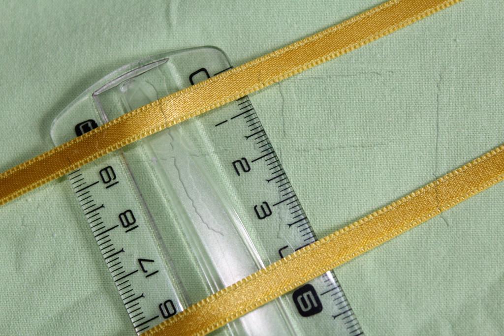 satin ribbons width
