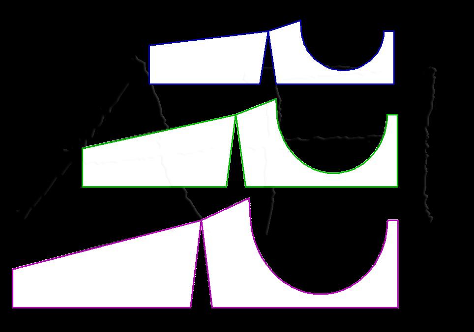 maya bra pattern progress