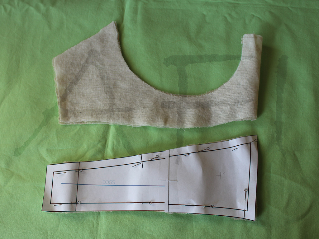 maya bra cradle and back wing