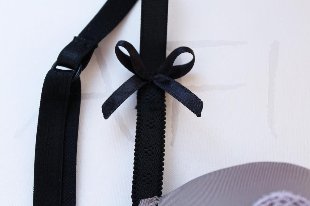 maya bra strap detail
