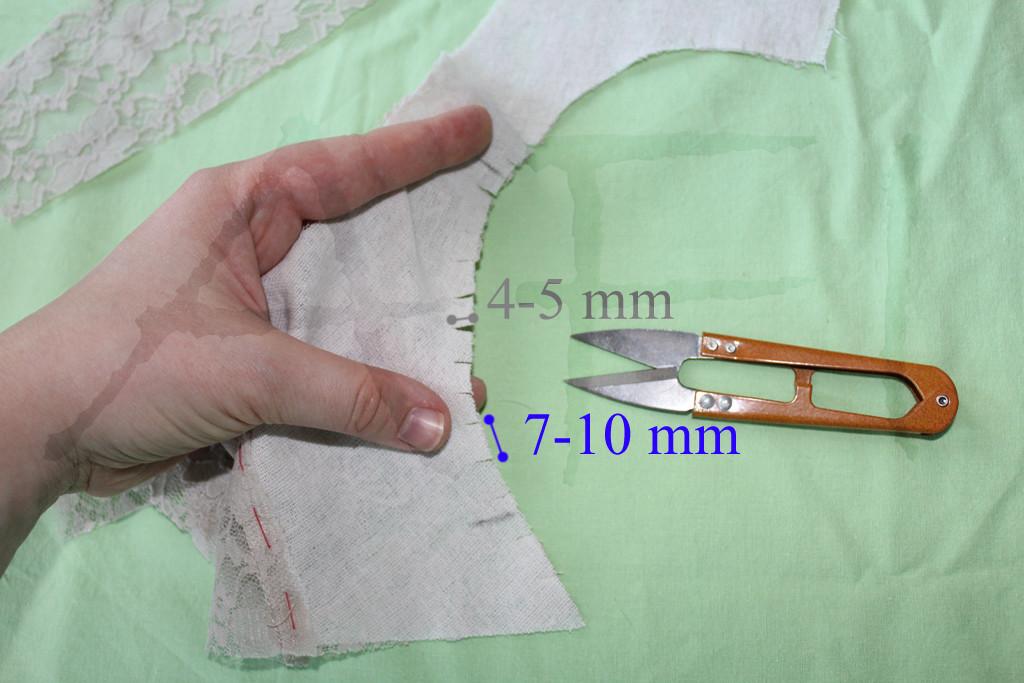 preparing maya bra cradle