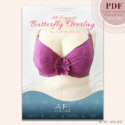 Afi Butterfly Addon for Afi Exquisite Bra