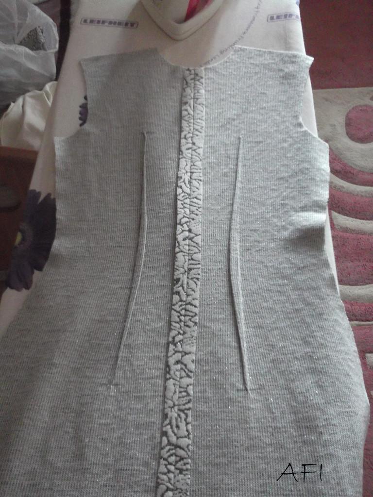 hourglass dress insert invisible zipper