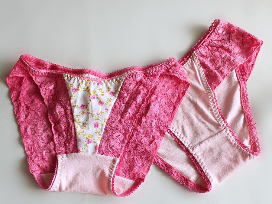 AFI pink panties