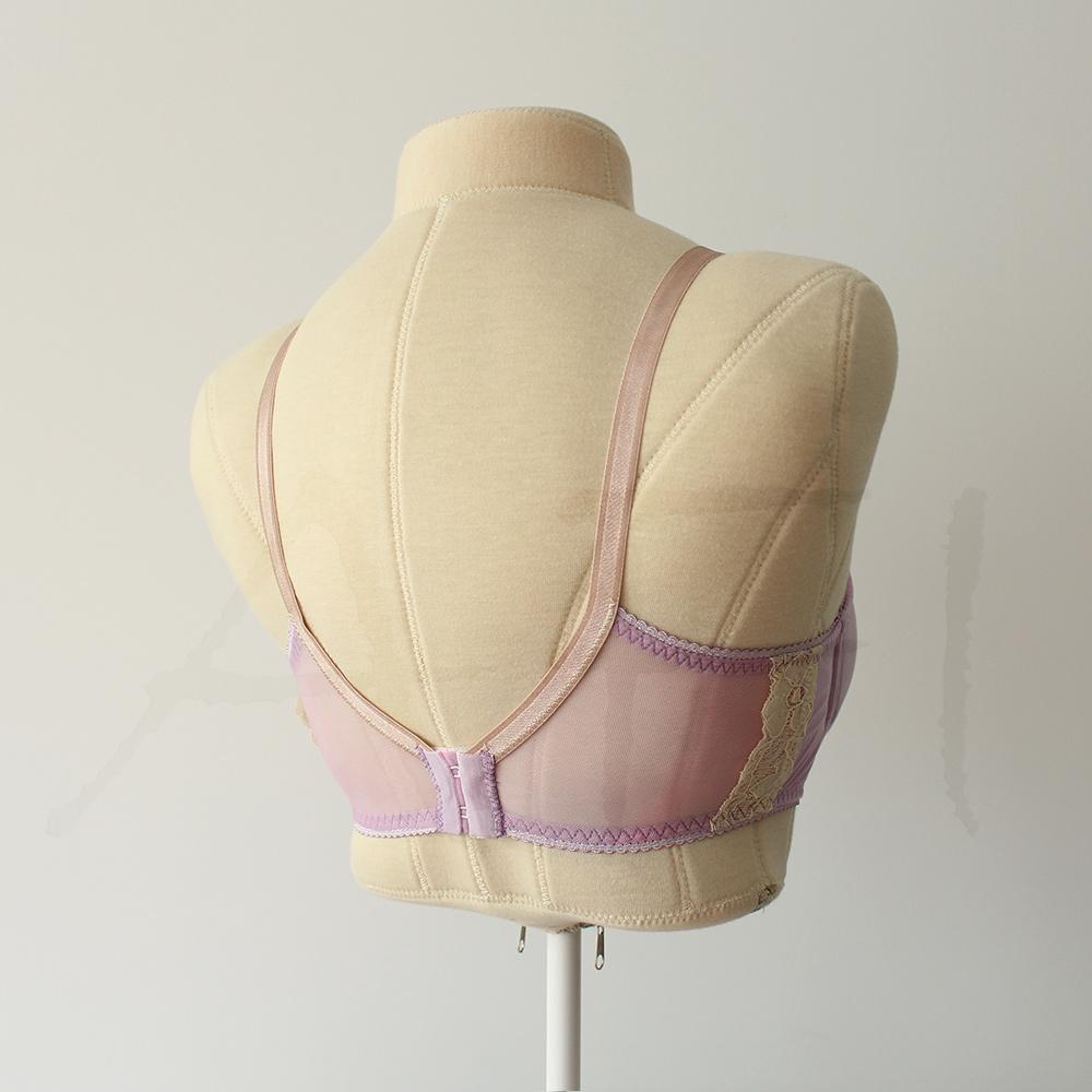 Afi Chic Bra Pattern - Style 2 - Back view