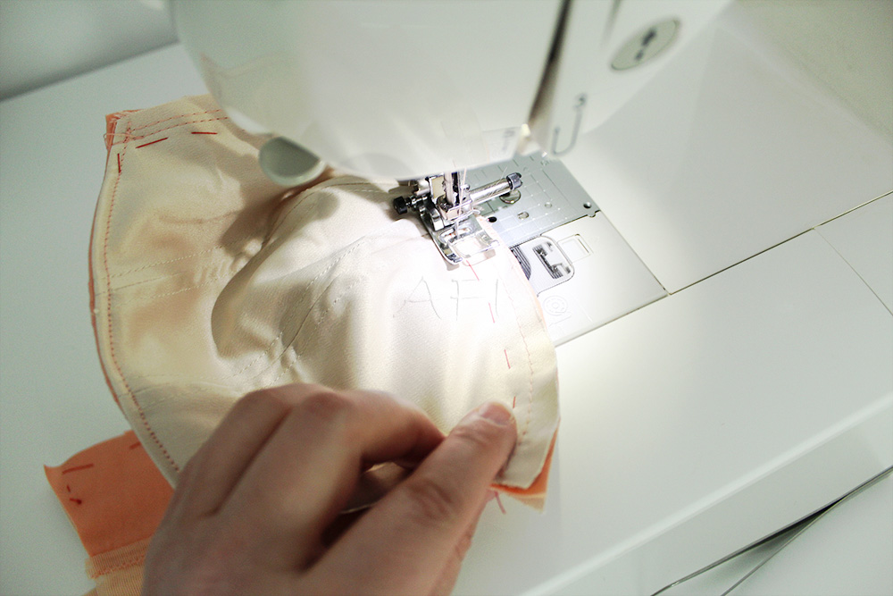 Afi Chic - Sewing the bra