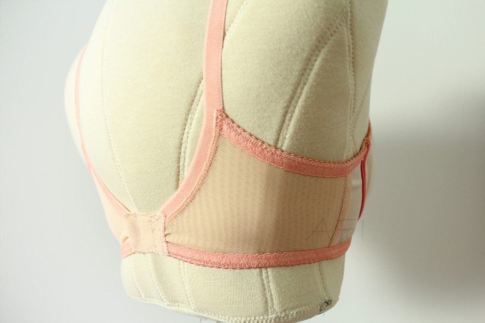 Afi Chic Bra Pattern - Back detail