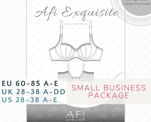 Afi Exquisite Bra for Small Business